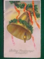 Karácsonyi levelezőlap,1929.