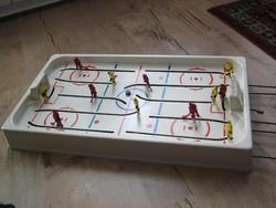 Retro csehszlovák játék Hockey hoki