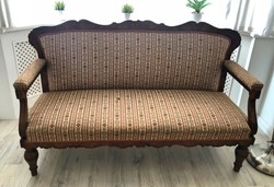 Antik Biedermeier kanapé