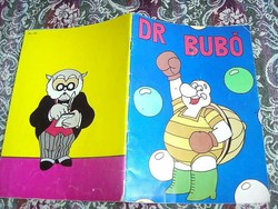 Dr. Bubó II. - retró képregény