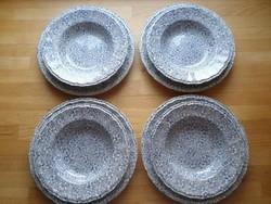 """Wedgwood """"Kensington Chintz"""" angol porcelán tányér szett 4 személyre"""