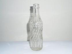 Retro Sztár üdítős üveg palack - domborfeliratos - 0.2 l - 1970-es évekből