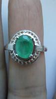 Smaragd gyűrű (54))