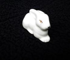 Hollóházi nyuszi miniatúra