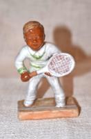 Izsépy? Teniszező fiú  ( DBZ 00122 )