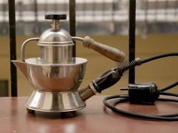 Art deco elektromos kávéfőző - ETA - működik