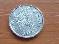 SPANYOL 5 PESETAS 1999 MURCIA