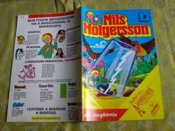 Nils Holgersson 9. - képregény