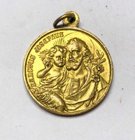 'Sanctus Josephus Patrona Hungariae' medál