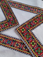 Beregi Rákóczi mintával díszített terítő szett