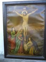 Jézus a keresztfán