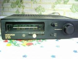 Videoton Csopak RA 2311 - régi nosztalgia rádió - gyűjtőknek