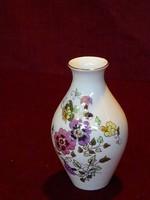 Zsolnay porcelán váza, típusszáma: 9564/26.