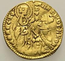 Velencei Arany Dukát 1368-1382 Ducato (zecchino)