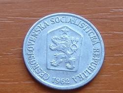 CSEHSZLOVÁKIA 10 HALERU 1962