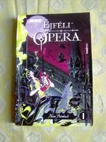 Éjféli Opera 1. - Manga képregény