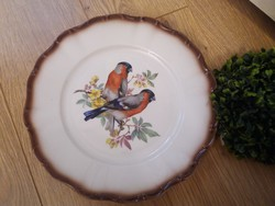 Seltman Weidenn madárkás dísztányér