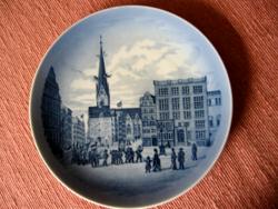 Royal Copenhagen Hamburg 7-es motívum