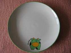 Siaki gyerek tányér