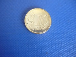 MÁLTA 10 EURO CENT 2016 ! UNC! RITKA!