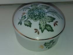 Gyönyörű Hollóházi Porcelán Bombonier