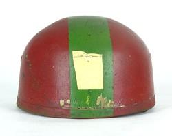 0Y044 Régi Rehnania Helm motoros bukósisak ~ 1950