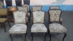 Antik barokk székek