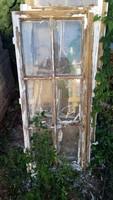 Bontott ablakok régi iskol bontásából 7-2 db