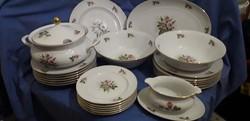 Nem használt Német porcelán étkészlet