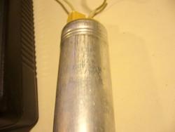 4,2uF 220V 50Hz kondenzátor régi magyar alkatrész-MPL csomagautomatába is mehet