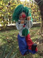 Bohóc marionett