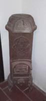Antik vas kályha Premier 50 tipus