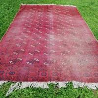 Antik bokhara kézi csomózású szőnyeg. 300x193cm