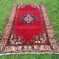 Iráni Kirman kézi csomózású szőnyeg 230x130cm
