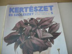 Kertészet és Szőlészet 1989.február.2.