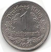 Német III. Birodalom 1 MÁRK  1934E