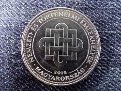 Nemzeti és történelmi emlékhelyek 50 Forint 2015 BP BU / id 10721/