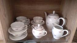 Reinecke Gegründet porcelán teás készlet