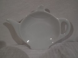 Porcelán - filtertartó - 12 x 9 x 2 cm - hibátlan