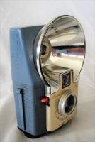 Kodak Brownie retro fényképezőgép.
