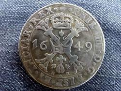 Német-Római Tallér 1649 replika / id 10815/