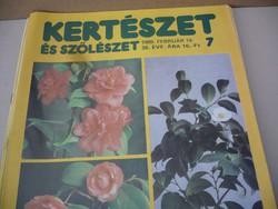 Kertészet és Szőlészet 1989.február.16.