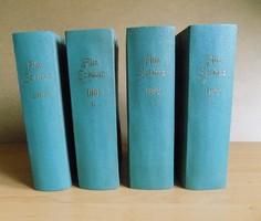 Film Színház 1961 I-II 1962 I-II 4 db kötet egyben