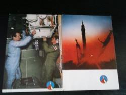 Farkas Bertalan űrhajóstársa és parancsnoka Valerij Kubaszov
