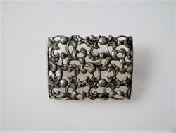 Antik Bécsi ezüst bross