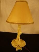 D063 Ősi-Blazsek László kerámia lámpa búrával