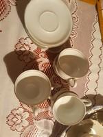 Régi német teáskészlet