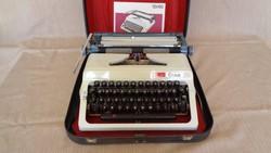 Erika írógép 1 Ft-ról