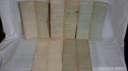 XIX. századi iratok