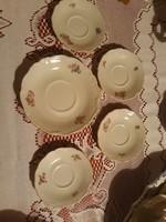 Régi német porcelántányér